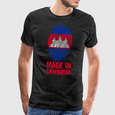 Made In Cambodge / Cambodge - T-shirt Premium Homme