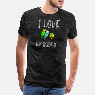 Budget I love my budget - Men's Premium T-Shirt