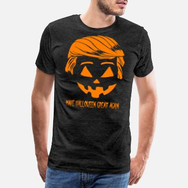 Great Trumpkin Make Halloween Great Again - Men's Premium T-Shirt