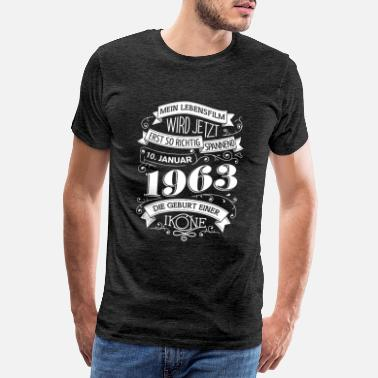 1963 10.1.1963 The birth of an icon - Men's Premium T-Shirt