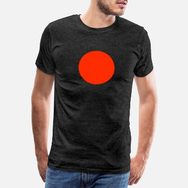 Gros Point gros point rouge - T-shirt premium Homme