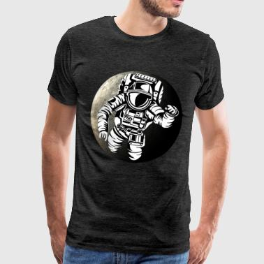 SciFi - Space Adventure - Herre premium T-shirt