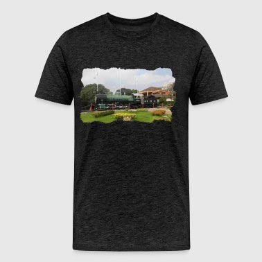 Steam Hua Hin - Men's Premium T-Shirt