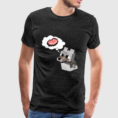 suchbegriff 39 hungrig 39 t shirts online bestellen spreadshirt. Black Bedroom Furniture Sets. Home Design Ideas