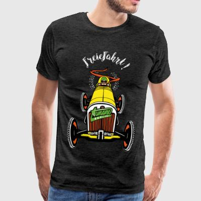 Free travel - Men's Premium T-Shirt