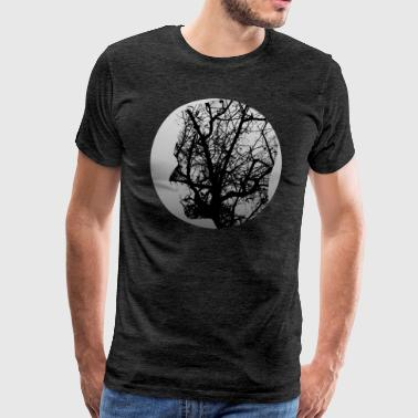 Think of nature - Men's Premium T-Shirt