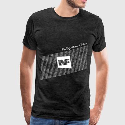 My_Definition_of_Techno - Männer Premium T-Shirt