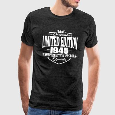 Limited edition 1945 - Premium T-skjorte for menn