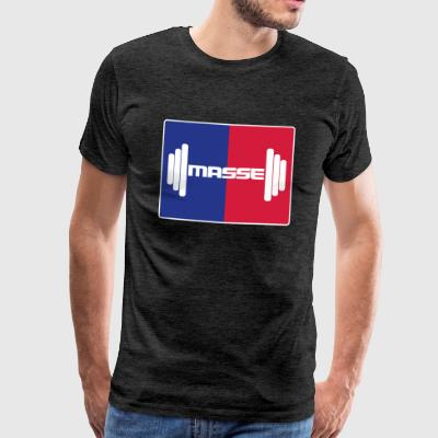 MASS - NBA édition - T-shirt Premium Homme