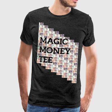Magic Money Tee - Mannen Premium T-shirt