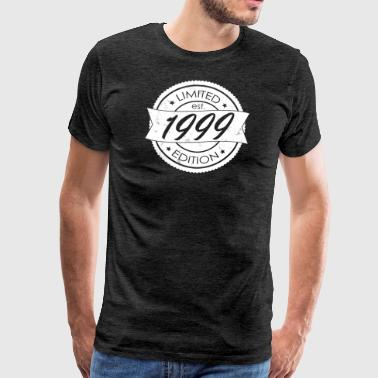 Limited Edition est 1999 - Männer Premium T-Shirt