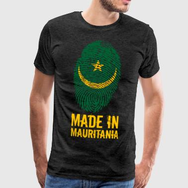 Made In Mauritania / Mauritania / موريتانيا - Miesten premium t-paita