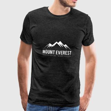 Everest Beyond the Limit - Koszulka męska Premium