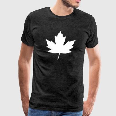 maple leaf - Mannen Premium T-shirt