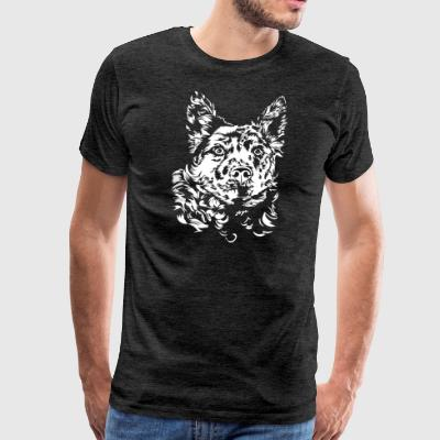 Mudi - Men's Premium T-Shirt