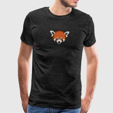 Firefox - Men's Premium T-Shirt