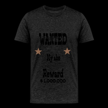 Wanted abs - T-shirt Premium Homme