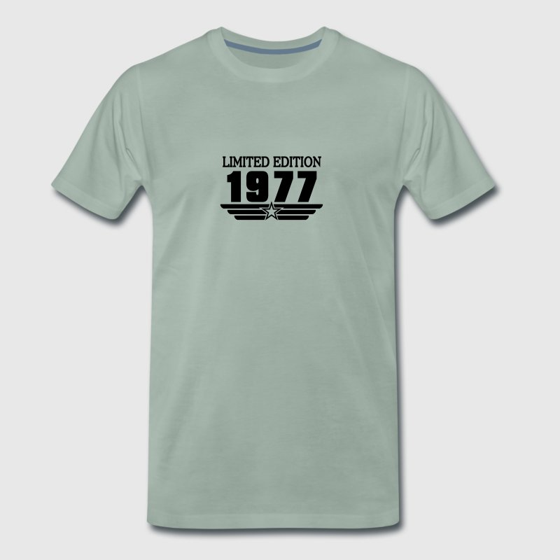 1977 Birthday - Men's Premium T-Shirt