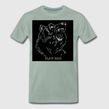 black bear - Men's Premium T-Shirt