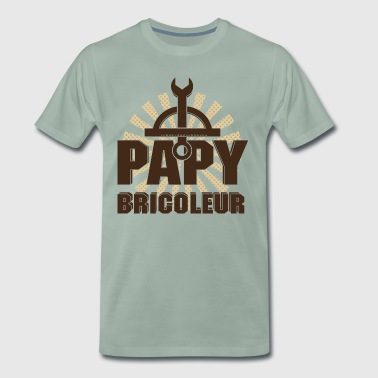 cadeaux papy bricoleur commander en ligne spreadshirt. Black Bedroom Furniture Sets. Home Design Ideas
