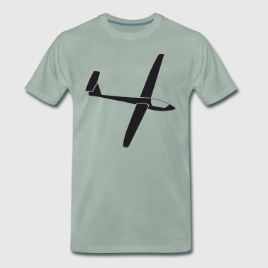in beweging - Mannen Premium T-shirt