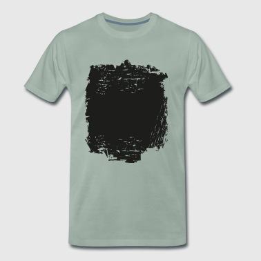 GRUNGE · BACKGROUND · BACKGROUND - Men's Premium T-Shirt