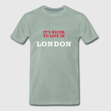 Tourist london - Men's Premium T-Shirt