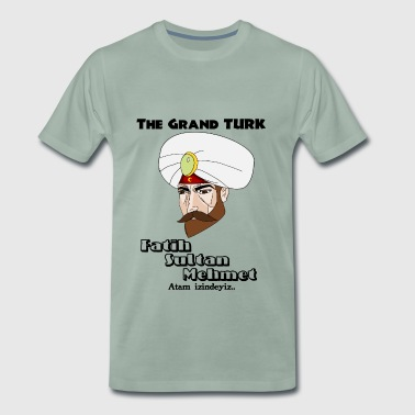 The Grand TURK - Mannen Premium T-shirt