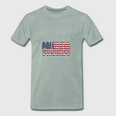 Colorado - Men's Premium T-Shirt