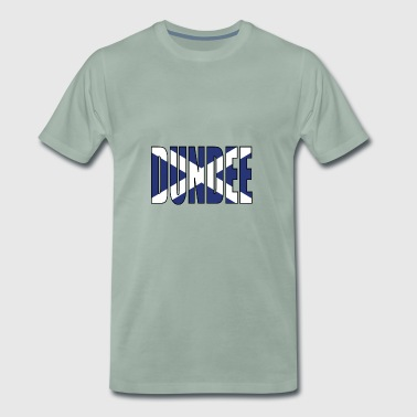 DUNDEE Scotland - Men's Premium T-Shirt
