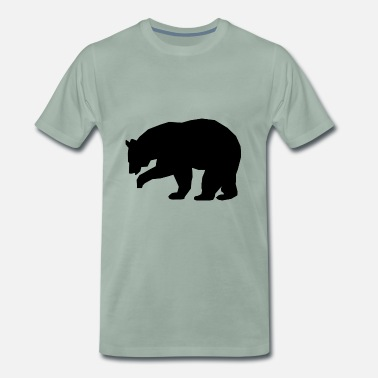 Astrology Bear bear - Men's Premium T-Shirt