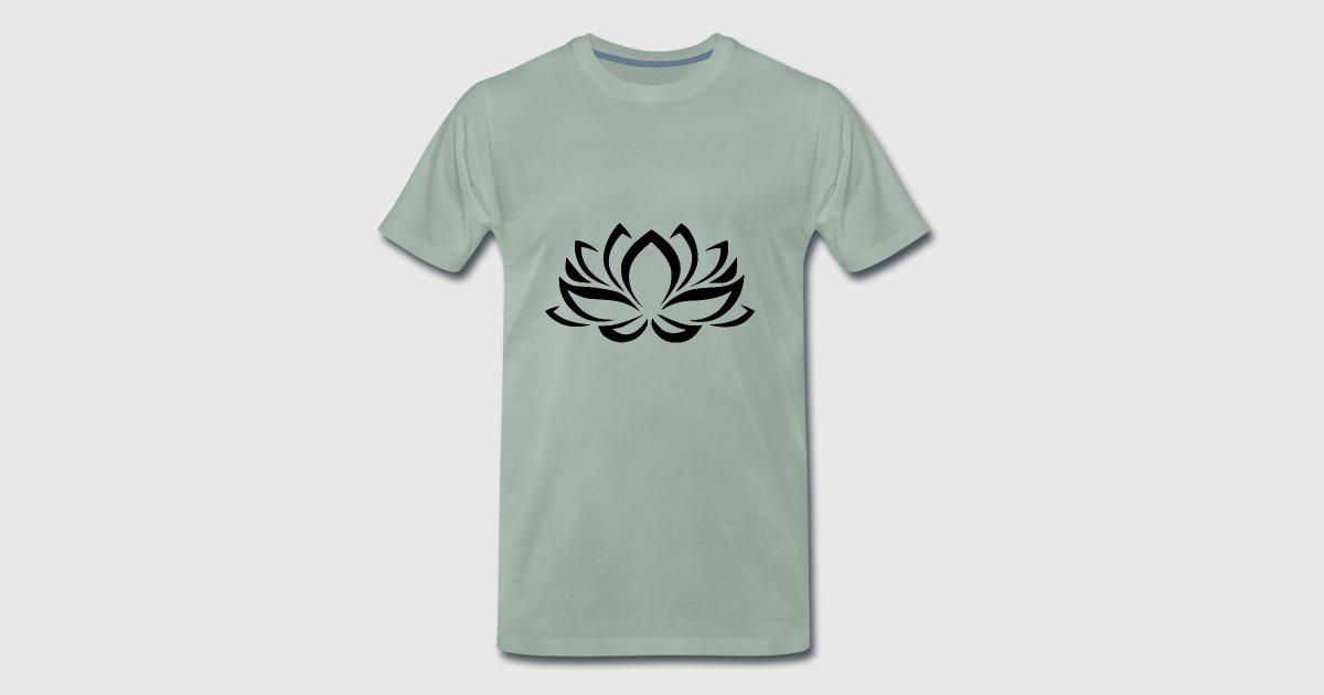 Lotus flower abstract by donkeysrariora spreadshirt mightylinksfo