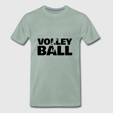 Volleyball Sport Loisirs Loisirs - T-shirt Premium Homme