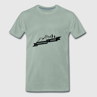 Tyrol Mountain - Men's Premium T-Shirt