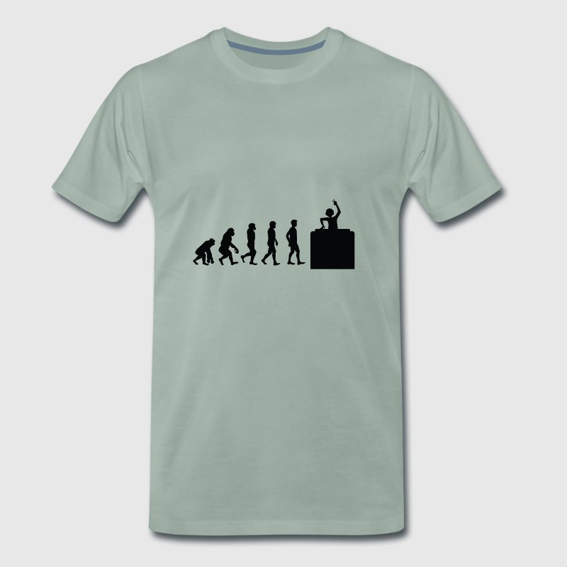 Evolution DJ - Men's Premium T-Shirt