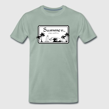 Summer Contest - Men's Premium T-Shirt