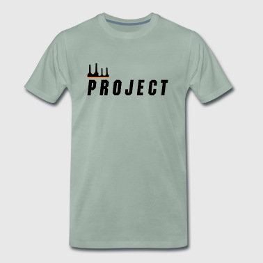 The Project, black - Men's Premium T-Shirt