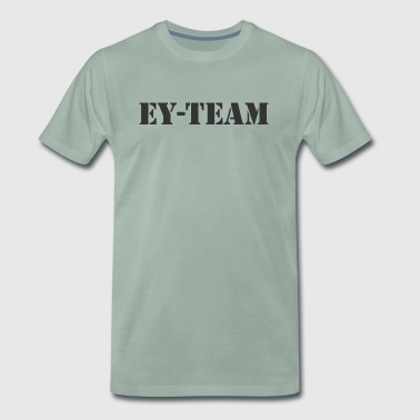Ey team - Mannen Premium T-shirt