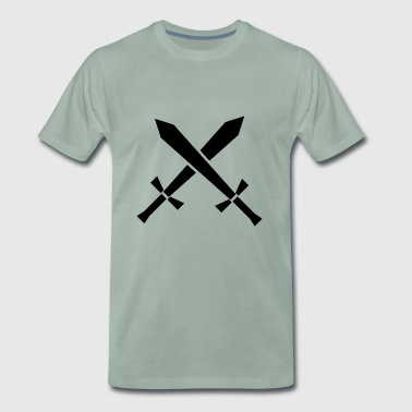 Swords - Men's Premium T-Shirt