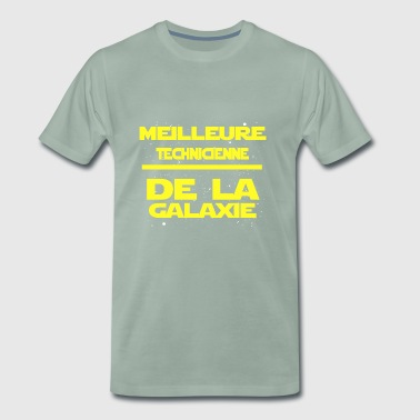 Technicienne - T-shirt Premium Homme