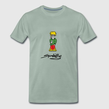 spliffy2 - Männer Premium T-Shirt