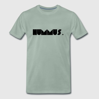 Hummus - Men's Premium T-Shirt