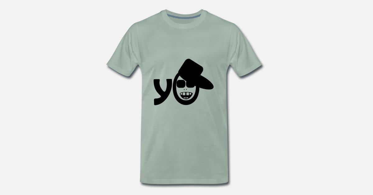 Hip Hop Rap Cool Music Breakdance del baile del rapero Camiseta . 7a082220d1f