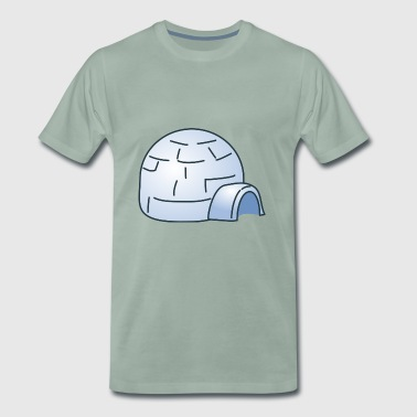 igloo - Men's Premium T-Shirt