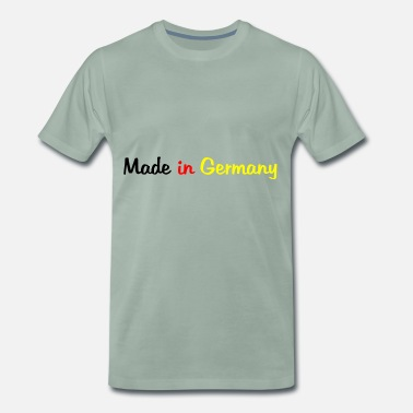 Made In Germany Made in Germany - Männer Premium T-Shirt