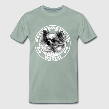 Neighborhood watch - Herre premium T-shirt