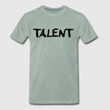 Talent - Männer Premium T-Shirt