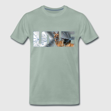 Dear sheepdogs - Men's Premium T-Shirt