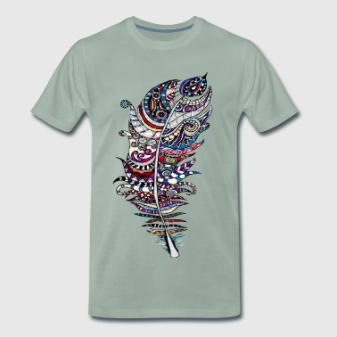 Plume pour Heather - T-shirt Premium Homme
