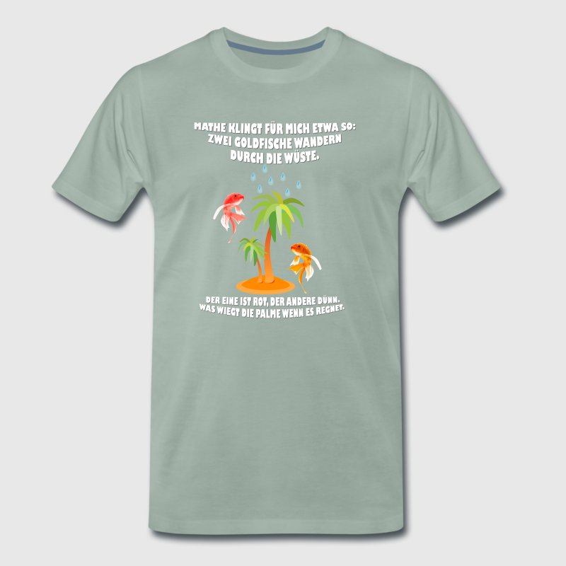 MATHESPASS ** - Männer Premium T-Shirt